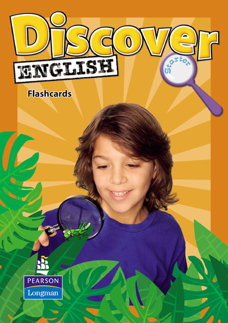 Discover English: Starter: Flashcards (набор из 40 карточек) english world 2 flashcards набор из 140 карточек