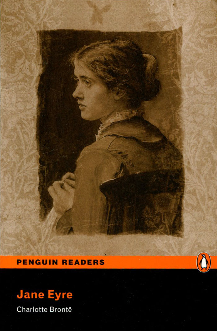 Penguin Readers New Edition Level 3 Jane Eyre, Book sharks ladybird readers level 3