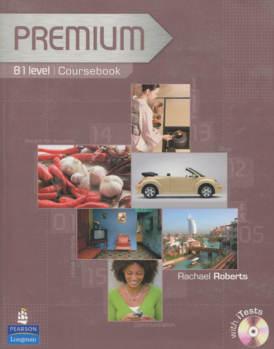 Premium Level B1 Coursebook Exam Reviser комплект из 2 книг + CD-ROM