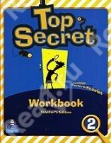 Top Secret Level 2 Workbook teacher's guide  недорого