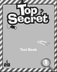 Top Secret 1: Test Book