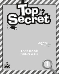 Top Secret Level 1 Tests teacher's guide top secret to795ewtuu60 top secret