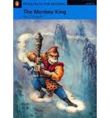 Penguin Active Reading 4:The Monkey King Level 4 Book/CD Pack penguin learning active reading 3 logan s run with audio cd cd rom