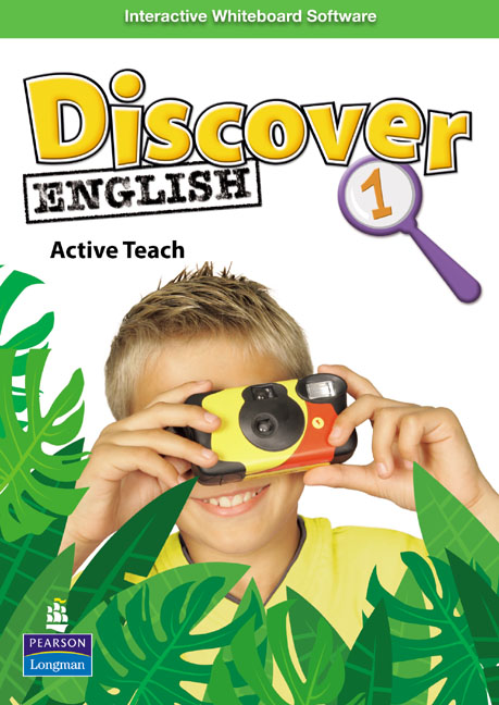 Discover English Level 1 Active Teach CDRom new total english pre intermediate level active teach