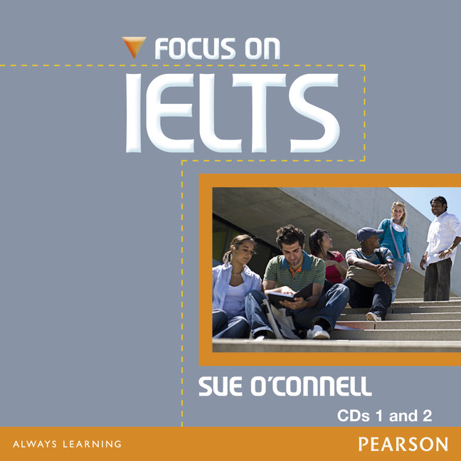 Focus on IELTS (аудиокурс на 2 CD)