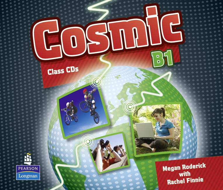 Cosmic: Level B1: Class CDs (аудиокурс на 2 CD) blogs in slovakia