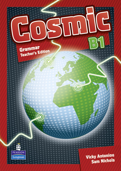 Cosmic Level B1 Grammar Teachers Guide hot spot level 5 teachers book