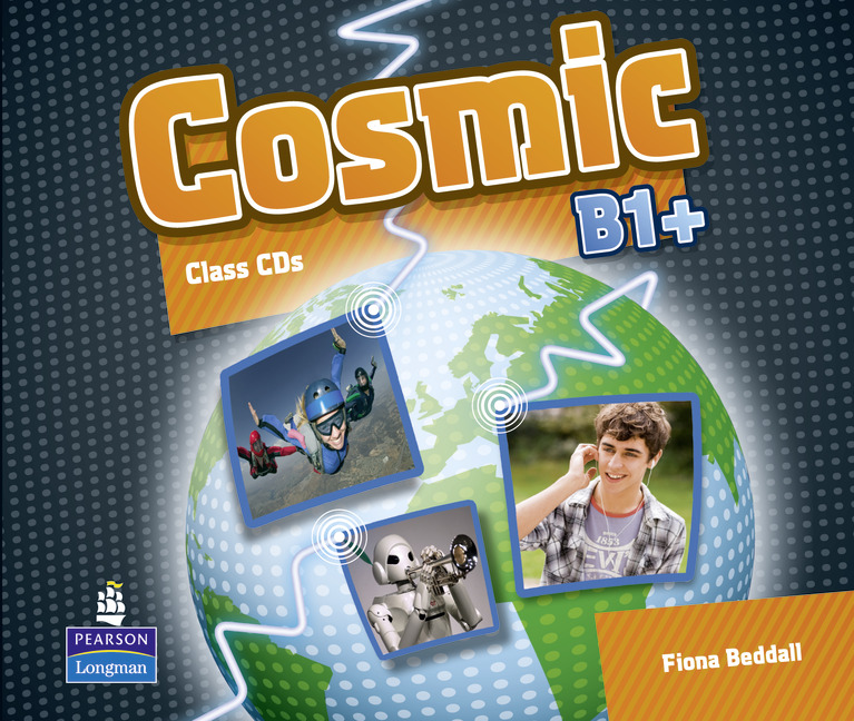 Cosmic Level B1+ Class Audio CDs super safari level 2 class audio cds 2
