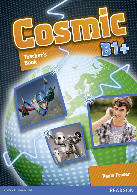 Cosmic Level B1+ Teachers Book парктроник parkmaster vss 4r 01 b1