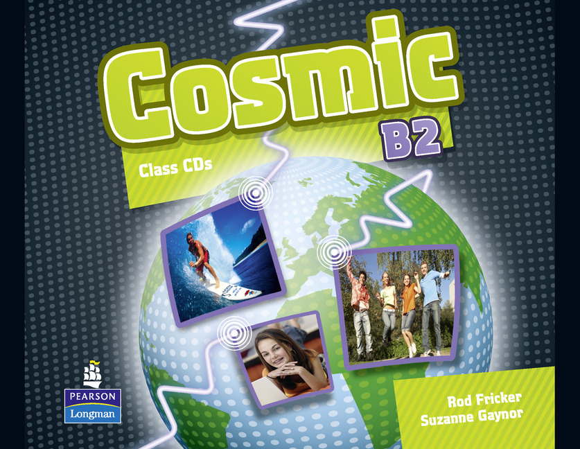 Cosmic Level B2 Class Audio CDs super safari level 2 class audio cds 2