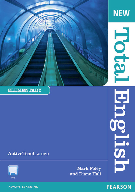 New Total English Elementary Level Active Teach cobuild elementary english grammar