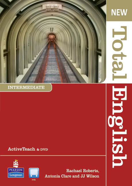 New Total English Intermediate Level Active Teach clare a new total english intermediate workbook with key cd