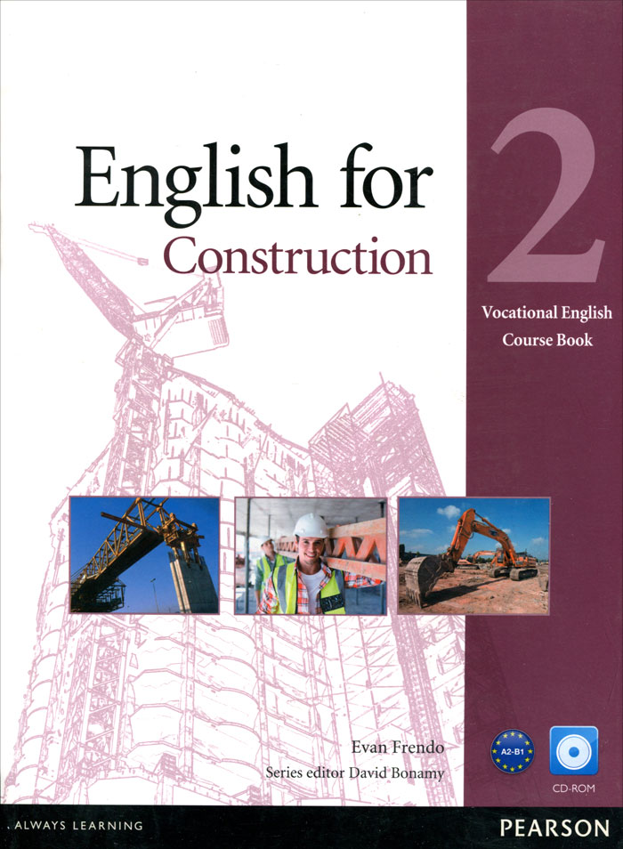 English for Construction: Level 2: Coursebook (+ CD-ROM) michael jacksons this is it cd page 2