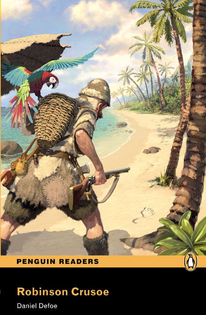 Robinson Crusoe (+ MP3)