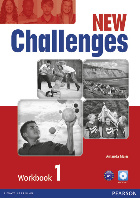 New Challenges 1: Workbook (+ CD) new challenges starter workbook cd rom