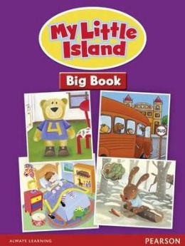 My Little Island: Big Book my little island 1 activity book cd rom