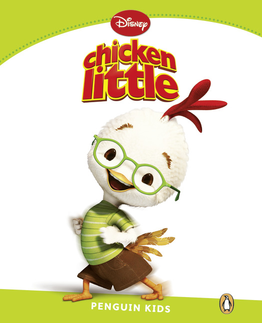Penguin Reader Chicken Little Level 4 Reader chicken licken level 2