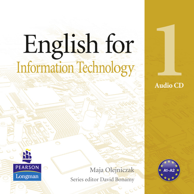 English for Information Technology: Level 1 (аудиокурс CD)