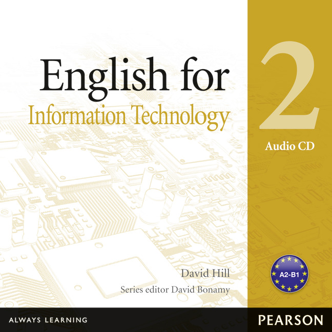 English for Information Technology: Level 2 (аудиокурс CD)