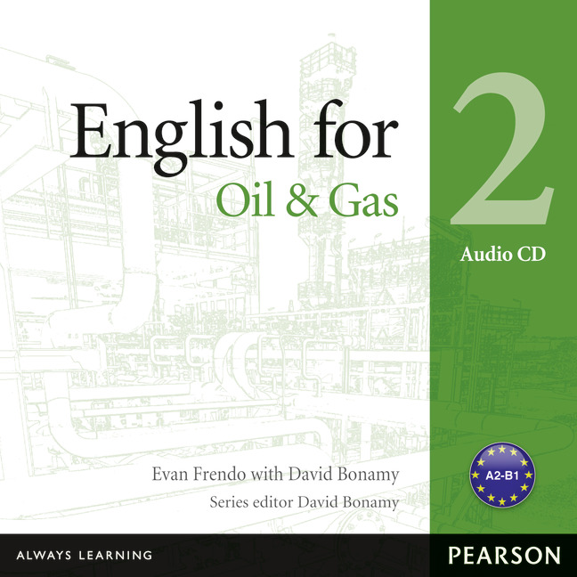 English for Oil Level 2 Audio CD