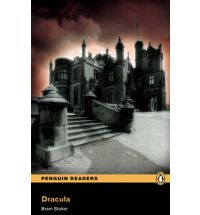 NEW Penguin Readers 3: Dracula, Book /MP3 Pack dracula