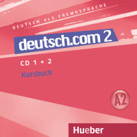 цена на deutsch.com 2, CDs zum Kursbuch