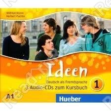 цена на Ideen 1, 3 CDs zum Kursbuch