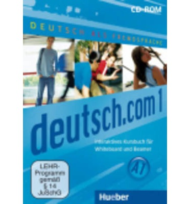 deutsch.com 1, Interaktives Kursbuch, DVD-ROM planet plus 1 1 kursbuch