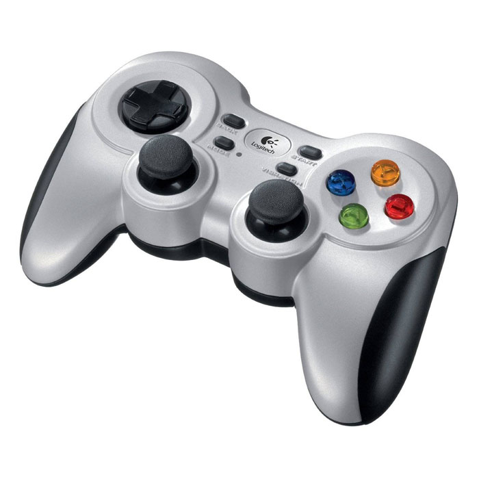 цена на Logitech Wireless Gamepad F710 (940-000145)