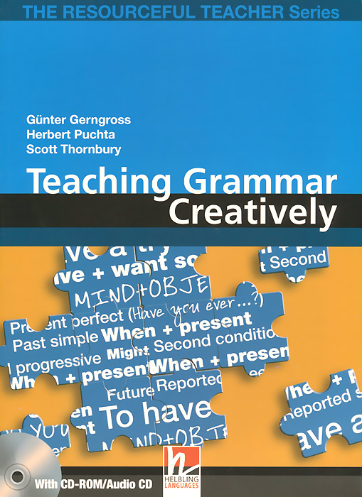 цены Teaching Grammar Creatively (+ CD-ROM)