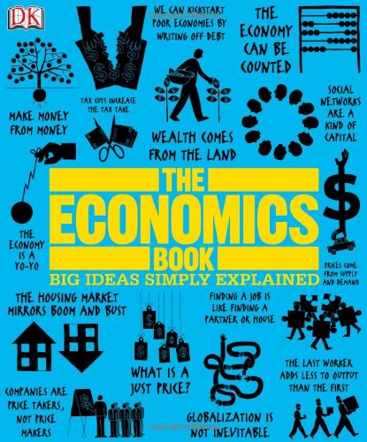 The Economics Book stuart cunningham terry flew adam swift media economics