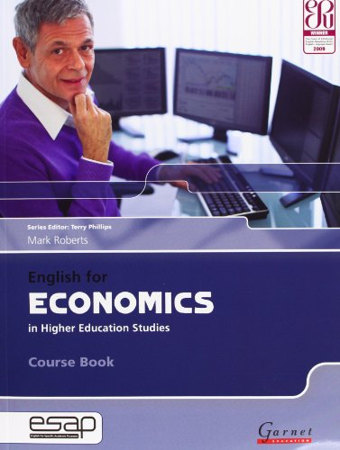 English for Economics in Higher Education Studies (English for Specific Academic Purposes) longman academic writing series 1 sentences to paragraphs