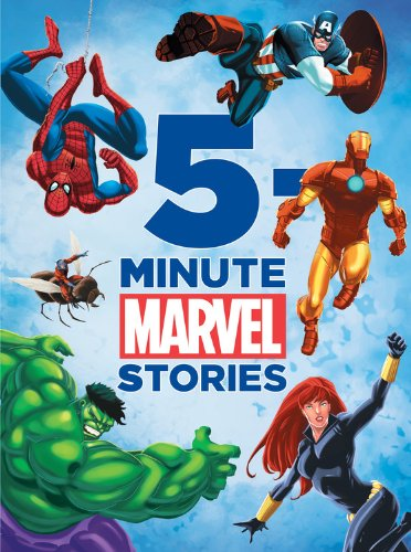 5-Minute Marvel Stories (5 Minute Stories) these days are ours