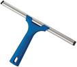 Щетка для мытья стекол Apex, цвет: синий, 35 см26001-A
