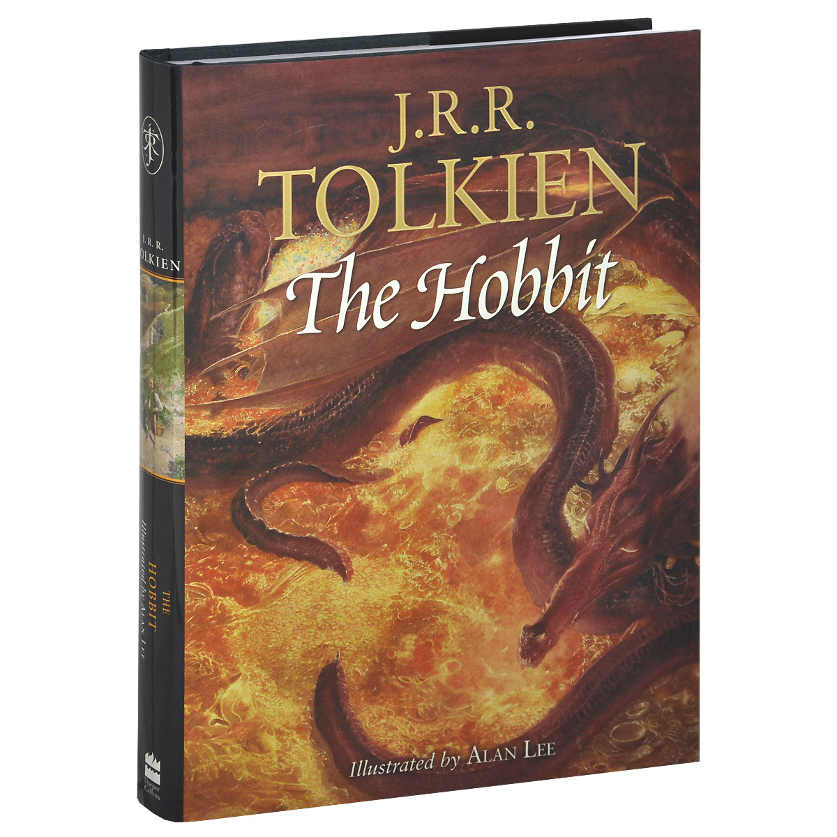 The Hobbit the illustrated story of art