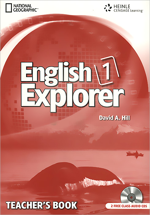 English Explorer 1: Teacher's Book (+ 2 CD) fantastic cities a coloring book of amazing places real and imagined