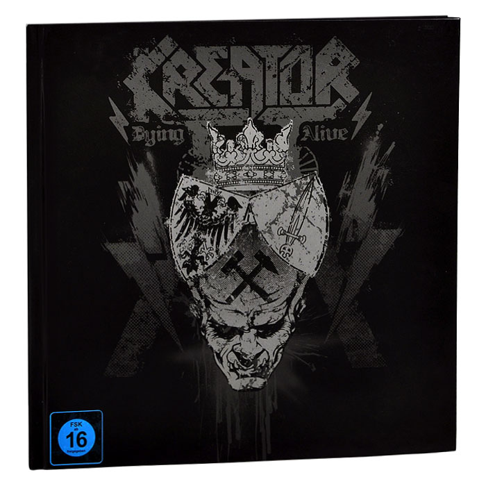 Kreator Kreator. Dying Alive. Special Edition (3 CD + DVD + Blu-ray) дмитрий щеглов the collapse of civilization 2 season