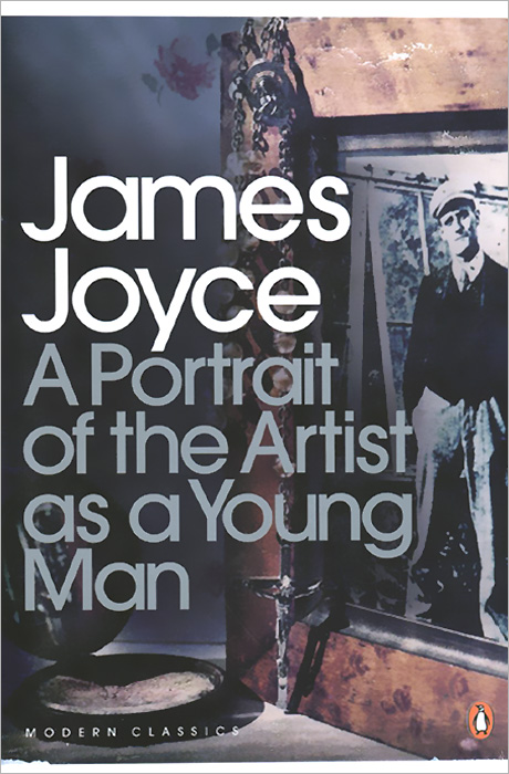 A Portrait of the Artist as a Young Man joyce j a portrait of the artist as a young man vintage