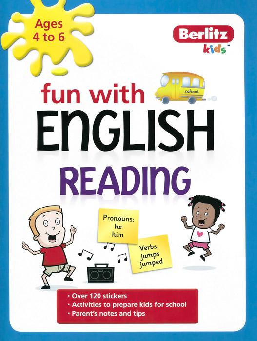 Berlitz Kids: Fun with English Reading berlitz russian phrase book