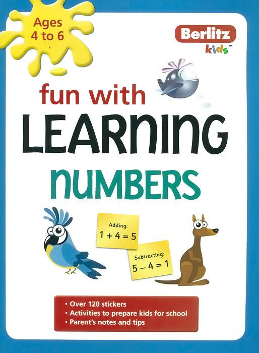Berlitz Kids: Fun with English Numbers berlitz russian phrase book