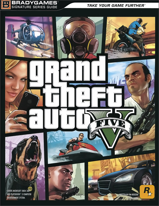 Grand Theft Auto V: Official Strategy Guide