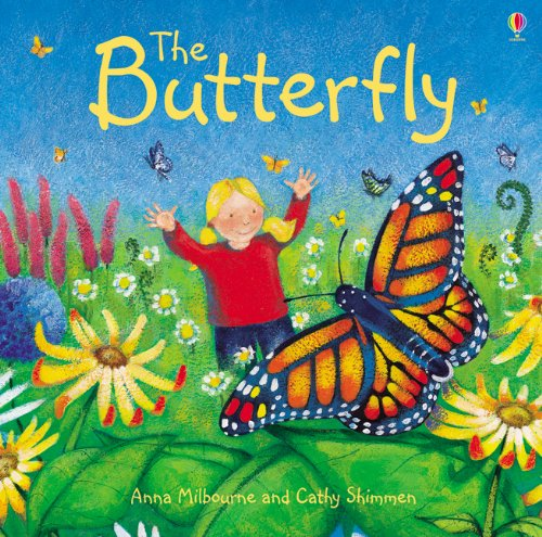 Butterfly (Usborne Picture Books) wholesale genuine books the call of the wilderness love life books children s books classic literary masterpiece
