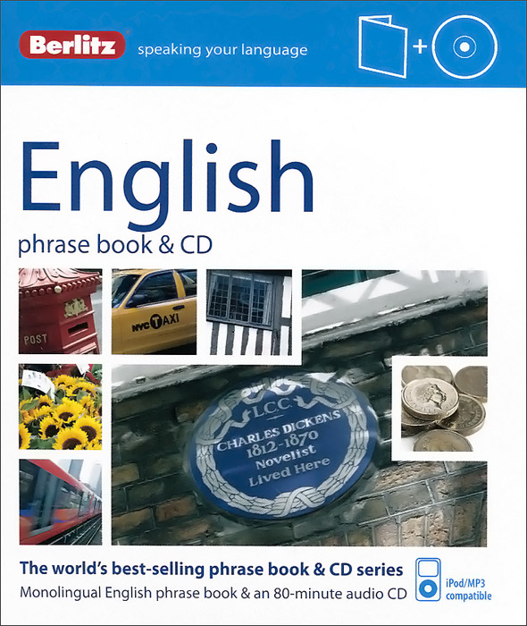 English Phrase Book (+ CD)
