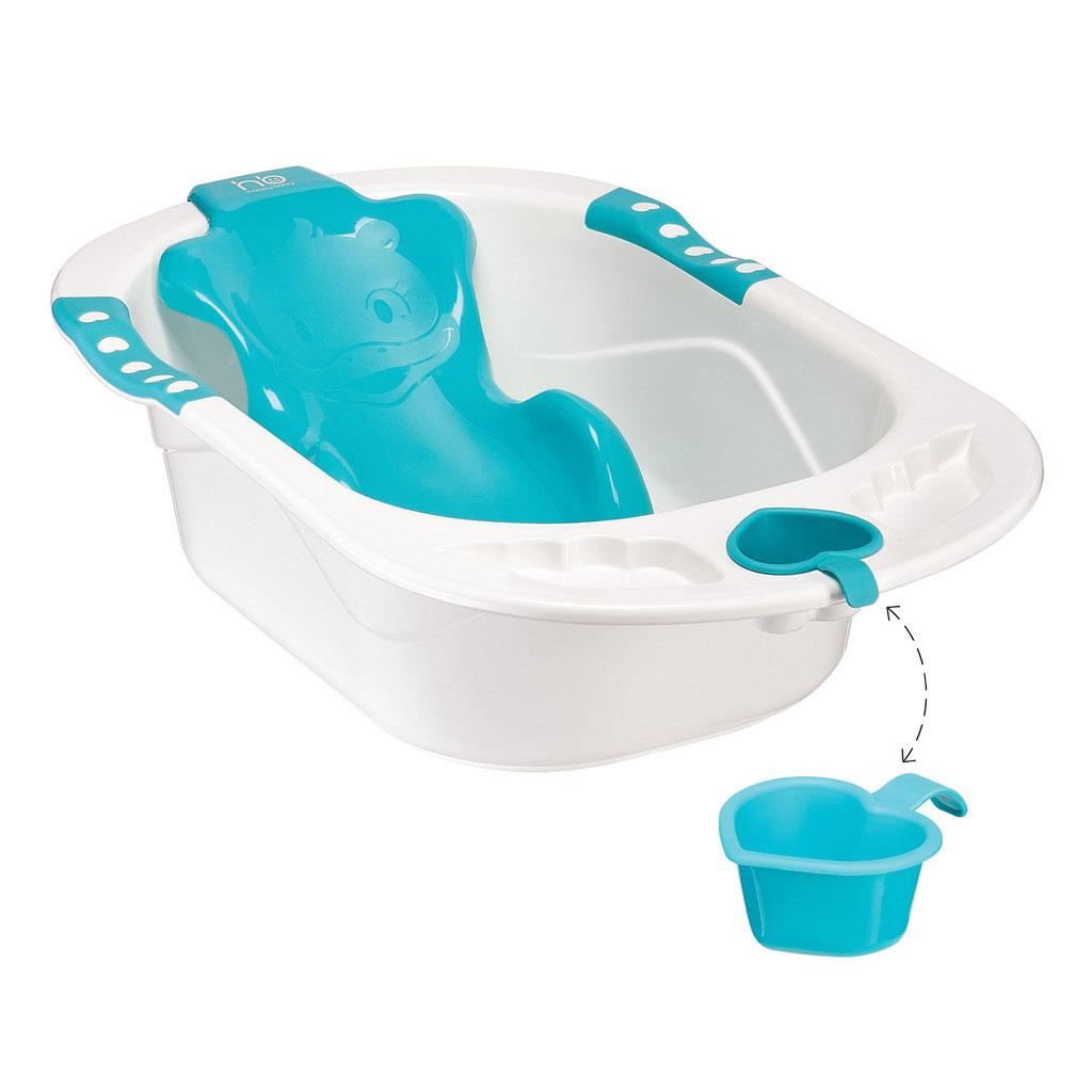 Детская ванна Happy Baby, цвет: голубой - Все для купания