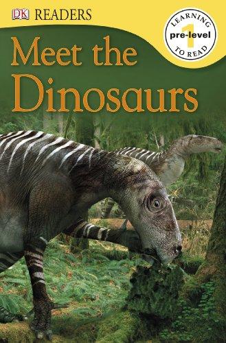 DK Readers: Meet the Dinosaurs dk readers horse heroes true stories of amazing horses