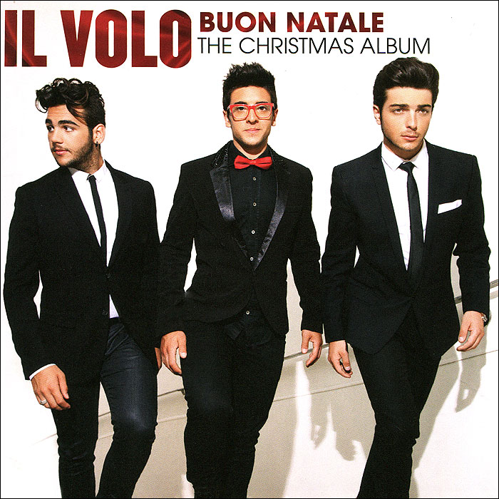 Il Volo Il Volo. Buon Natale. The Christmas Album cd dvd il volo