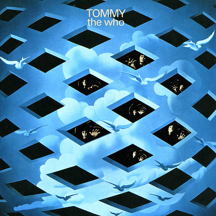 The Who The Who. Tommy cd the who tommy remastered