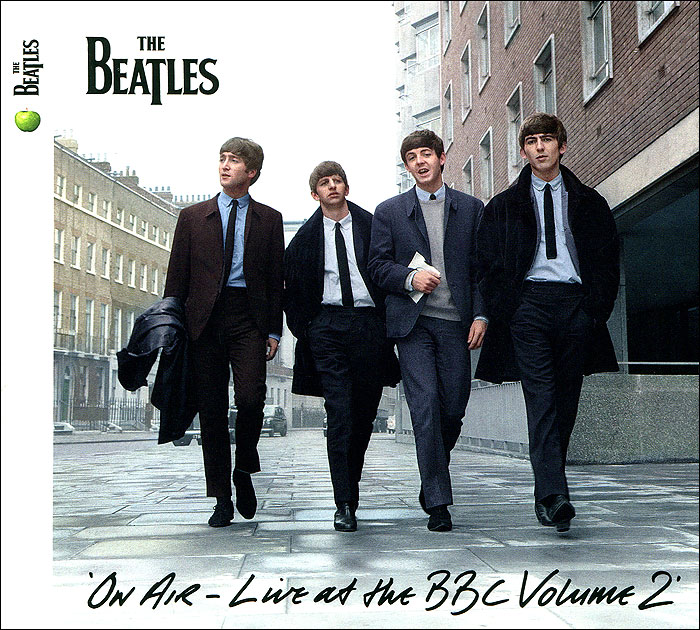 The Beatles The Beatles. On Air. Live At The BBC. Volume 2 (2 CD) ричард томпсон richard thompson live at the bbc 3 cd dvd