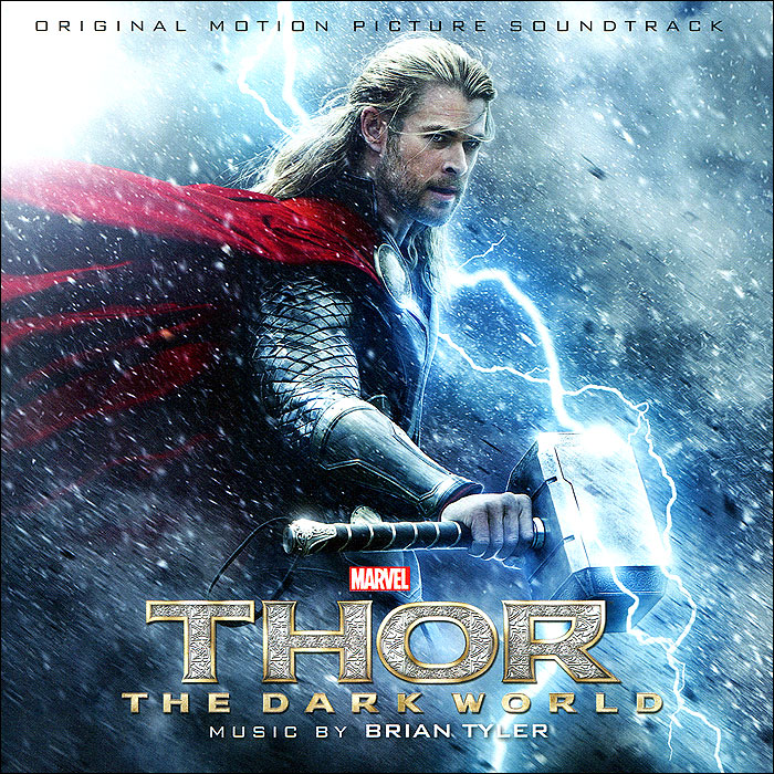 Thor. The Dark World. Original Motion Picture Soundtrack northwest sinfonia рэнди миллер the soong sisters original motion picture soundtrack