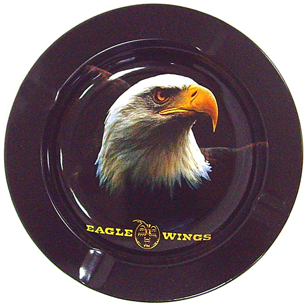 Пепельница Eagle Wings. 92151 ларец абстракция c резьбой